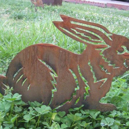 sagoma di coniglio